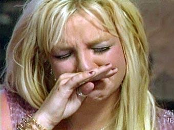 Бритни Спирс попыталась покончить с собой