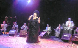 Первый концерт на сцене реконструированного Дворца имени Гейдара Алиева даст Зейнаб Ханларова