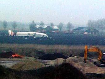 Среди пассажиров самолета, потерпевшего крушение в аэропорту Амстердама, есть азербайджанка