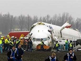 """Причиной катастрофы """"Боинга"""" в Амстердаме мог стать другой самолет - эксперты"""