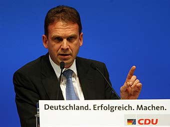 Премьер-министра немецкой земли обвинили в непреднамеренном убийстве