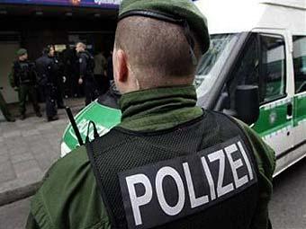 Полиция оставила одинокую немку без связи