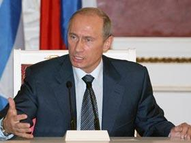 Владимир Путин прокомментировал события в Турции