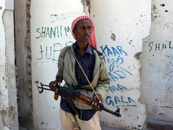 Сомалийские похитители освободили сотрудников ООН
