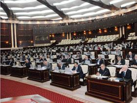 Акт об амнистии будет обсужден в парламенте сегодня