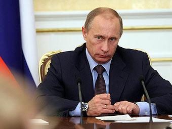 Владимир Путин поздравил президента Азербайджана с днем рождения