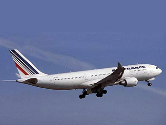 Самолет Air France с 215 пассажирами пропал над Атлантическим океаном
