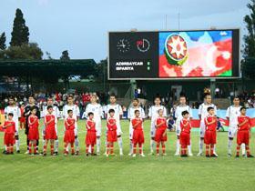 Сборная Азербайджана по футболу одержала победу над Чехией