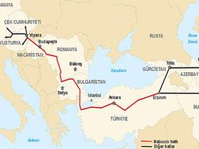 Управляющий директор: ЕБРР выделит 1,5 млрд. евро на строительство Трансадриатического газопровода