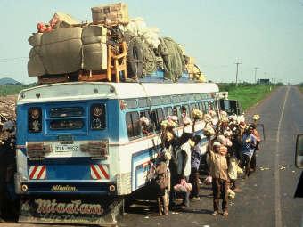 В аварии автобуса в Танзании погибли 33 человека