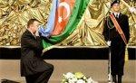 Ильхам Алиев вступил в должность президента Азербайджана