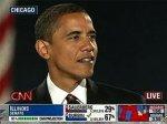 Америка выбрала чернокожего президента