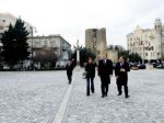 Президент Ильхам Алиев побывал в Национальном приморском парке [Фото]