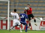 Сборная Азербайджана по футболу проиграла чешскому клубу