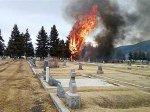 При крушении самолета в Монтане погибли 7 детей
