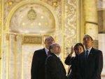 Барак Обама посетил музей