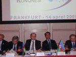 Во Франкфурте завершился III съезд Конгресса азербайджанцев Европы (КАЕ)