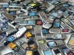 Продажи мобильных телефонов в мире сократились