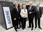 В Германии перезапущен самый мощный суперкомпьютер Европы