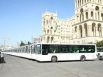 Проблема с нехваткой автобусов в столице Азербайджана будет решена в ближай ...