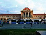В Хорватии сошел с рельсов пассажирский поезд
