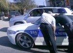 В Шамкире водитель убил сотрудника Государственной дорожной полиции