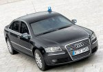 В Германии построили самый дорогой седан Audi A8