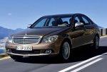 Новый Mercedes C-Class, Роскошь в компактном седане.
