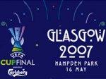 В четвертьфинале Кубка УЕФА жребий свел
