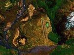 Google Earth отдала чилийскую деревню Аргентине