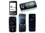 Nokia выпустит пять новых телефонов