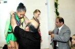 Алия Гараева взяла бронзу за Кубок «Гран-при Москва-2007» по художественной гимнастике